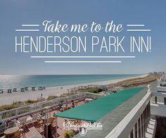 Take me to the Henderson Park Inn!!!