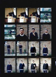 Gus Unger-Hamilton, alt-J / Photos by Luke Atkinson