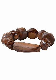 J. Jayz Armband »mit dekorativen Schmucksteinen«