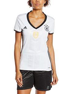 Wohooo! Die EM startet! Hier gibts das offizielle Trikot:  adidas Damen UEFA EURO 2016 DFB Heimtrikot Replica  >> http://amzn.to/1X6YiMu