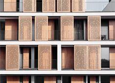 Milanofiori Residential Complex de OBR Open Building Research | Urbanizaciones