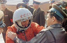 55 лет назад Гагарин триумфально открыл эру пилотируемой космонавтики