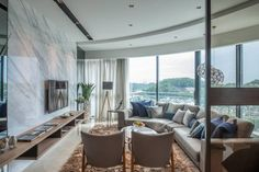 A Luxury Apartment In Malaysia: DC Residency by Nu Infinity