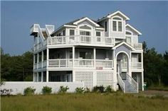 Oceanside Outer Banks Rentals | Whalehead Beach Rentals | Searenity