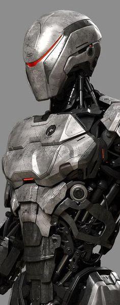 robotic cyborg - Pesquisa Google