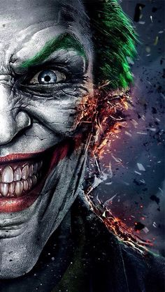 joker and batman batman villian batman joker family batman batman villains batman movie harley quinn bats funny joker gotham joker the joker joker harley joker batman the joker tattoo Art Du Joker, Le Joker Batman, Der Joker, Joker And Harley Quinn, Gotham Batman, Batman Art, Batman Robin, Joker Arkham, Joker Comic