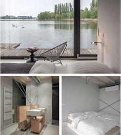 Una casa sull'acqua a Berlino