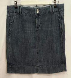 Gap 1969 Limited Edition Jean Skirt-Size 10 #GAP #StraightPencil
