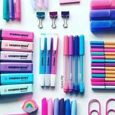 You can use popular stationery such as Zebra Mildliner highlighters, . You can use popular stationery such as Zebra Mildliner highlighters, . Zebra Mildliner, Stationary Store, Cute Stationary School Supplies, Stationary Design, Menu Design, Design Design, Logo Design, School Suplies, Stabilo Boss