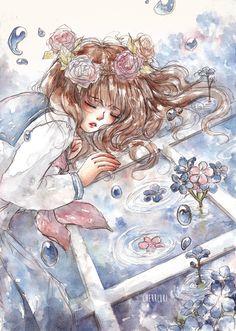 Reverie by cherriuki.deviantart.com on @DeviantArt