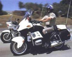CHP motorcycle officer injured by car in Petaluma motorcycle crash Police Patrol, Police Cars, Police Officer, Police Vehicles, Motos Bmw, Bmw Motorcycles, Bmw Boxer, Radios, Bmw Motors