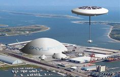 Worldchanging | Evaluation + Tools + Best Practices: Skylifter: Heavy Lifting Airships of the Future?