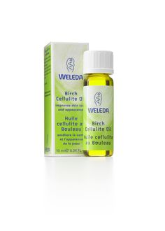 This really works! Weleda Birch Cellulite Oil...........Improves skin tone and appearance