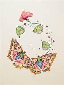 By Colleen Parker #flowers #butterflies