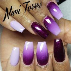 Best Ideas About Ombre Nails Art Design 68