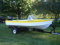 Hagerty Classic Boats By Mitch Frey Via Behance Classic Boat - Blue fin boat decalsblue fin sportsman need some advice pageiboats