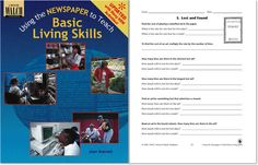 independent living skills worksheets free - Google Search