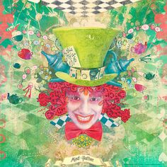 """""""Mad Hatter"""" by AngiandSilas 