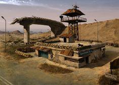 Outpost by Smyk Vitaliy