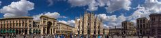 https://flic.kr/p/HuSEuv | Piazza del Duomo, Milan, Itlay. | April 13, 2016. Partly Cloudy.   Like millions of tourists came here before,  I was amazed by the 108 meter tall x 158 meter long x 92 meter wide Milan Cathedral . Also i found that the most beautiful mall in the world which named Galleria Vittorio Emanuele II next to the church is impressive.  This place is well balance between the spiritual and material world.