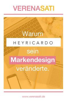 Heute liest Du einen Gastbeitrag zum Thema Markendesign von Ricardo vom Blog HEYRICARDO.com. Er bloggt seit mehreren Jahren über Photografie und sein Studium in Rotterdam. Seinen aktuellen Blog schreibt er auf Englisch und baut viele seiner Fotografien mit ein. Ein stylischer Mix aus interessanten Texten und Fotografien entsteht in jedem Blogartikel. Ich bin