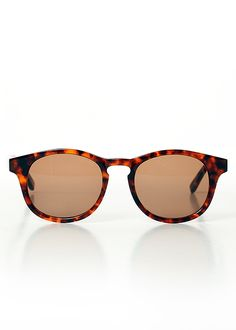 This style of eyewear gets lots of press lately.  I'm not sure they work for me but some dudes looks awesome.  I love the tortoise shell frames and amber lenses.  Plus, Blackbird is a great site for men's clothes.