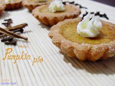 ©Oggi vi cucino così!: Mini Pie alla Zucca | Re-Cake