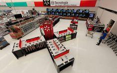 Reinvenção inicia nas lojas de Tamboré/SP, Novo Hamburgo/RS e Santa Felicidade/PR.