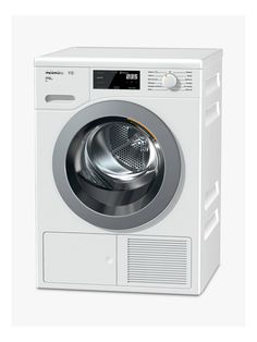 Buy Miele Heat Pump Tumble Dryer, Load, A+++ Energy Rating, White from our Tumble Dryers range at John Lewis & Partners. Tumble Dryers, Heat Pump System, Dry Heat, Noise Levels, Help The Environment, The Life, Washing Lines, Drying Racks