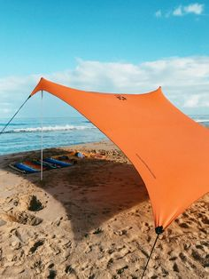 I would rather nap under my beachtent and chill until the sun goes down! Our sunshade will keep you protected while you snooze by the seaside. You do not want to miss out on this beach tent for summer. Beach Camping Tips, Kayak Camping, Camping Life, Sun Tent, Beach Shade, Beach Please, Beach Vacation Outfits, Kure Beach, Beach Hacks