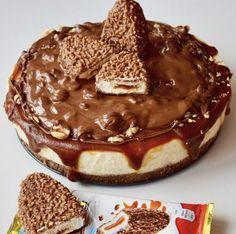 Kinder Maxi King fit nepečený dort - lifestylebrno.cz Maxi King, Cheesecakes, Tiramisu, Food And Drink, Pudding, Sweets, Baking, Eat, Breakfast