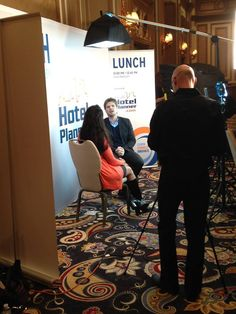 Tim Hentschel, Meetings.com & HotelPlanner's CEO, interviewed at the Annual Expedia Partner Conference #hotelplanner #meetingscom #interview #annual #Expediapartnerconference