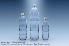 PACKAGE DESIGN:  WATER BOTTLE DESIGN