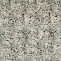 stem and leaf design cotton lawn dressmaking fabric   Material   Ditto Fabrics