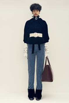 Look 13 - #JWAnderson Pre-Fall 2015 Collection