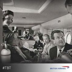 Fashion and aircraft may change, but great service never goes out of style. #ToFlyToServe #tbt #throwbackthursday