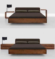 modern bed - ek