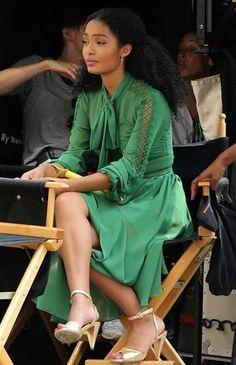 Black Girl Fashion, Look Fashion, Fashion Outfits, Black Girl Magic, Black Girls, Grown Ish, Pelo Afro, Beautiful Black Women, Black Women Style