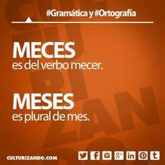 Ortografia y Gramatica