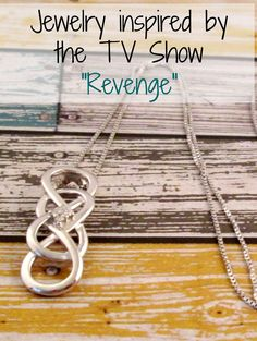 jewelry inspired by revenge Jewelry Inspired by the TV Show Revenge