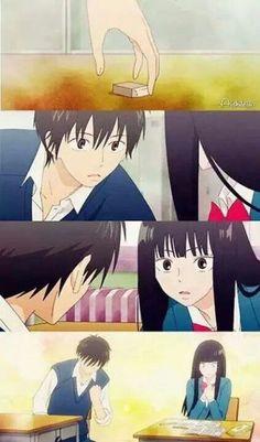 Kimi ni todoke #anime #manga