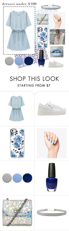 """""""Untitled #27"""" by cheatwood ❤ liked on Polyvore featuring Casetify, Burberry, OPI and Humble Chic"""