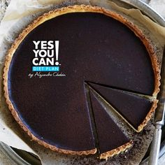 Chocolate Bar Pie - A healthy option for your Yes You Can! Diet Plan dessert