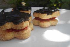 gluténmentes linzer készítés Cheesecake, Desserts, Food, Tailgate Desserts, Deserts, Cheesecakes, Essen, Postres, Meals