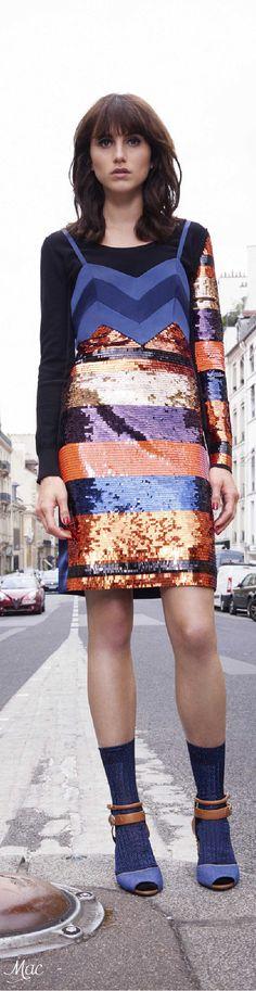 Spring 2016 Ready-to-Wear Sonia by Sonia Rykiel