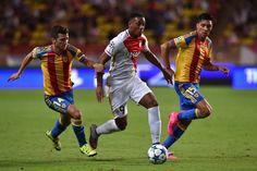 @Monaco dernier match du Anthony Martial avec l'équipe #9ine