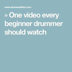 Online drum lessons with Professional Drummer and Educator Simon DasGupta Drum Lessons, First Video, Education, Watch, Clock, Educational Illustrations, Learning, Onderwijs, Studying
