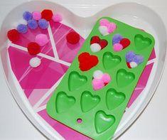 Valentine's Day Fine Motor Activity for Preschool