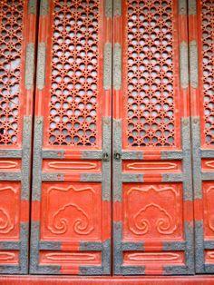 forbidden city, beijing :: photo by lozzachops