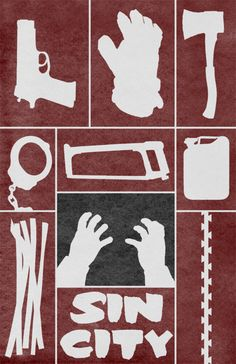 I check the list. Rubber tubing, gas, saw, gloves, cuffs, razor wire, hatchet, Gladys, and my mitts.